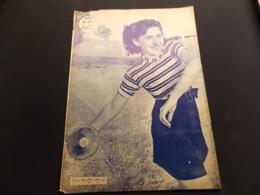 Magazine Circa 1950 Iran ECRIT EN PERSE Goring Téhéran Sport Conférence De Columbus Au Royaume Uni Cinéma ... - Algemene Informatie