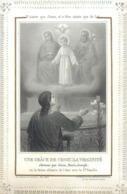 IMAGES RELIGIEUSES  Privilège De La Virginité  Format 120 X 80  2 Scans - Imágenes Religiosas