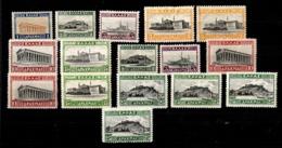 Grèce Belle Petite Collection De Bonnes Valeurs Neufs ** MNH 1924/1935. Gomme D'origine. TB. A Saisir! - Greece