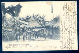 Cpa Du Liberia Hill Town -- Du Queah River   LZ79 - Liberia