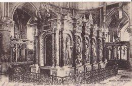 Reims Avant Le Grande Guerre Eglise Saint Rémi Le Tombeau - Reims