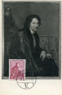 48796  Danmark, Maximum 1949, The Sculptor Thorvaldsen, - Cartoline Maximum