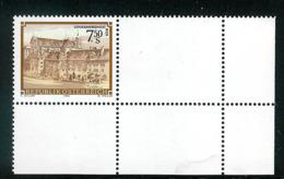 Österreich 1986:  Mi.-Nr.  1863: Stifte Und Klöster In Österreich,  Mit Zierfeld  ** - 1945-.... 2nd Republic