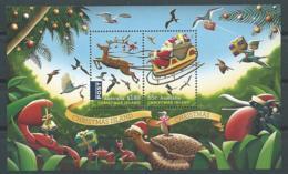 Christmas Island 2016 - Noël (bloc) - Christmas Island