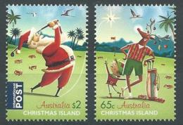 Christmas Island 2017 - Noël (série) - Christmas Island