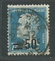 FRANCE: Obl., N° YT 219, TB - 1922-26 Pasteur