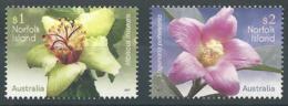 Norfolk Island 2017 - Fleurs (série) - Ile Norfolk