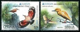 Serbia (2019) - Set -   /   Europa CEPT Europe - Birds - Aves - Oiseaux - 2019