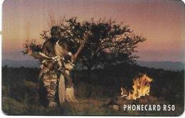 @+ Af Sud 50 U - Drum Phone -  Serie TNAQ .... 135 000 Ex - Ref : SAF-038A - Afrique Du Sud