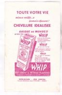 BUVARD WHIP CREME DE PETROLE PLASTIFIEE - Parfum & Kosmetik
