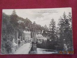 CPA - Beaumont-le-Roger - Vue D'ensemble Des Ruines De L'Abbaye - Beaumont-le-Roger