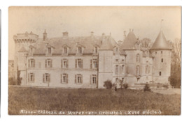 Aisne Château De Muret - Et - Crouttes 16ème Sicèle - France