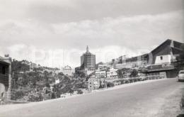 60s HOTEL ARIAS SKI  PUERTO DE NAVACERRADA MADRID ESPANA SPAIN ESPAGNE AMATEUR 35mm ORIGINAL NEGATIVE Not PHOTO No FOTO - Autres