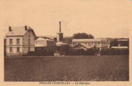 S44-088 Presles-Courcelles - La Fabrique - Belle Flamme De Presles De 1979 Et Philatélie - Presles