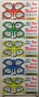 GRATTA E VINCI - Vinci Con La Natura - STRISCIA DI 5 BIGLIETTI - Biglietti Della Lotteria
