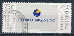 °°° ARGENTINA - Y&T N°1833 - 1993 °°° - Usados