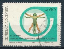 °°° ARGENTINA - Y&T N°1593 - 1987 °°° - Argentina