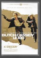 DVD Butch Cassidy Et Le Kid - Western / Cowboy