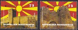 Macedonia - Europa Cept 2017 Year - Set MNH** - 2017
