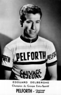 S2951 CP Cyclisme Edouard Delberghe - Cyclisme