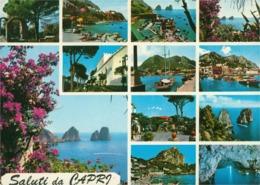 Italy - Capri - Saluti Da Capri - Napoli (Nepel)