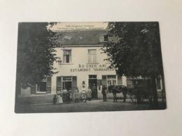Drogenbos Café-Restaurant Vanhaelen Au Cher Ami  Successeur Van Breetwater - Drogenbos