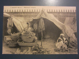 MAROC, Oujda, Marchand Indigène - Sonstige