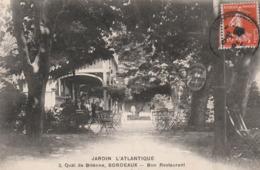 Bordeaux Jardin L'atlantique Restaurant 33 RARE - Bordeaux