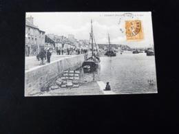 CAMARET    LE PORT ET LE QUAI - Camaret-sur-Mer