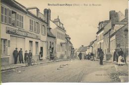 BRETEUIL SUR NOYE  Rue De Beauvais - Breteuil