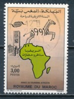 °°° MAROC - Y&T N°1113 - 1991 °°° - Marruecos (1956-...)