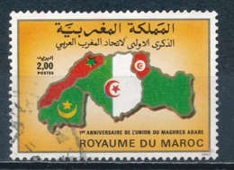 °°° MAROC - Y&T N°1080 - 1990 °°° - Marruecos (1956-...)