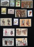 Lot Japan Postfrisch Xx Verschiedene Jahre Ab 1972  Siehe Scan - Ungebraucht