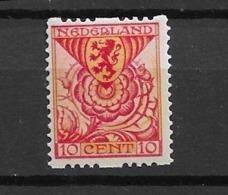 1925 MNH Nederland  NVPH R73 Postfris** - Unused Stamps