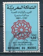 °°° MAROC - Y&T N°1033 - 1987 °°° - Marokko (1956-...)