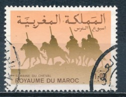 °°° MAROC - Y&T N°1012 - 1986 °°° - Marruecos (1956-...)