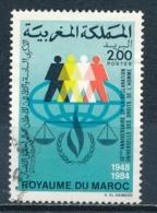 °°° MAROC - Y&T N°978 - 1984 °°° - Marruecos (1956-...)