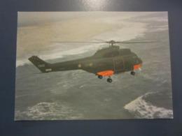 Hélicoptère D'assaut Et De Combat SA 330 PUMA - Hélicoptères