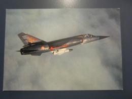 Photo Carte MIRAGE F1 De L'armée De L'air - 1946-....: Ere Moderne