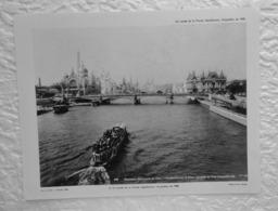 Un Succès De La France , L'exposition De 1900 - Extrait D'un Dossier De Documentation Pédagogique  1956 - 27 X 21 Cm - Books, Magazines, Comics