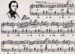 CHOPIN Partition, Mazurek - Musique Et Musiciens