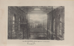 Rueil Malmaison : Les Malmaisons - Notre Eglise En Construction - Rueil Malmaison