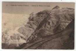 Suisse // Schweiz // Switzerland //  Valais // Vallée De Conches, Glacier Du Rhône Et La Ligne - VS Valais