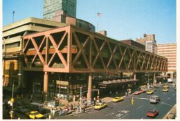 The Port Authority Bus Terminal New York City, Animated - Transport
