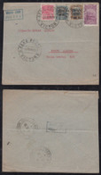 Brazil Brasil 1930 AEROPOSTALE Airmail Cover VICTORIA To PORTO ALEGRE - Brasile