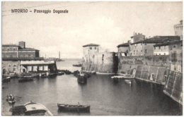 LIVORNO - Passaggio Doganale - Livorno