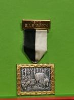 Luxembourg Médaille, S. I. Bissen 1972 - Autres
