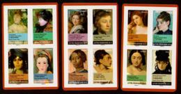 2012  AA N° 674 à 685  Neufs** SERIE COMPLETE (faciale: 12.60€) - Adhésifs (autocollants)