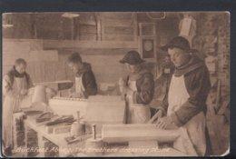 Devon Postcard - Buckfast Abbey, The Brothers Dressing Stone   DC2126 - England