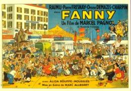 CP °° Dessin D' Albert Dubout Pour Le Film Fanny De M. Pagnol En 1950 - 10x15 Neuve - Afiches En Tarjetas